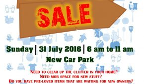 Car Boot Sale 3 Poster
