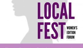 Love Local Fest Women's Edition Forum