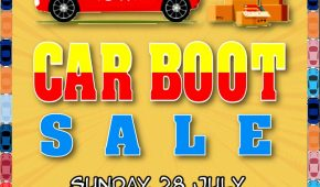Tenth & Eleventh Car Boot Sale for 2019