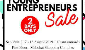 Young Entrepreneurs Sale Weekend 3
