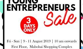 Young Entrepreneurs Sale