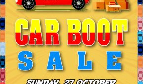 Fifteenth & Sixteenth Car Boot Sale for 2019