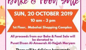 Bake & Food Sale