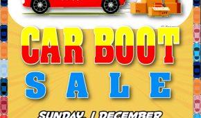 Seventeenth & Eighteenth Car Boot Sale for 2019