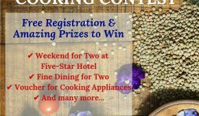 French Gourmet Cooking Contest