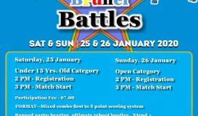 Beyblade Brunei Battles