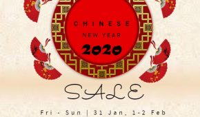Chinese New Year Weekend Sale