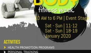 Health is Wealth - Body Fitness Week