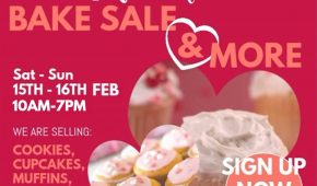 Love that Bake Sale and More