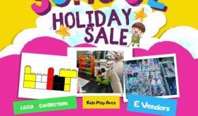 School Holiday Sale