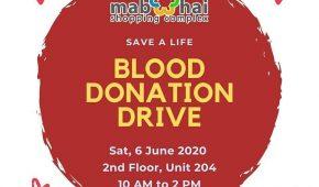 Blood Donation Drive – June 2020