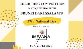 Brunei's 37th National Day Colouring Competition