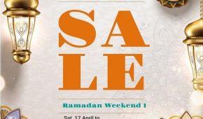 Ramadhan Pop-up Sale