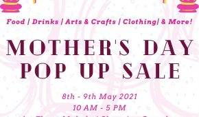 Mother's Day Pop-up Sale
