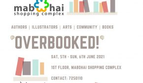 Overbooked Book Fair