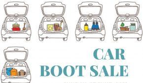 Car Boot Sale - June 2021