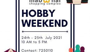 Hobby Weekend